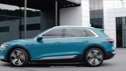Audi e-tron SUV: Range Tranquility