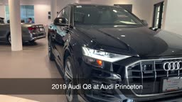 Audi Q8 @Audi Princeton Performance+Beauty+Size