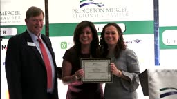 Nicole Lyons Princeton Champion for Business April