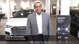 Charlie Gonzales @ Audi Princeton
