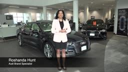Roshanda Hunt @ Audi Princeton