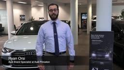 Ryan Orsi @ Audi Princeton