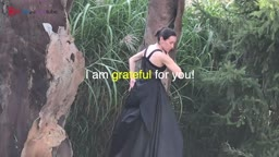 I am grateful - for oneness.