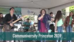 Princeton Communiversity 2019: featuring Essie