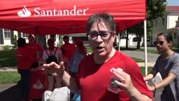Santander Bank @ Pennington Day 2019