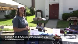 BethelA.M.E church at Pennington day 2019