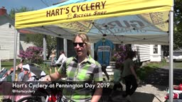 Hart's Cyclery @ Pennington Day 2019