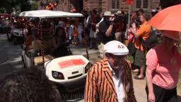 Princeton Reunions Alumni P-Rade (Abridged)