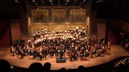 Westminster Children's Choir at Princeton University Richardson Hall