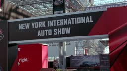 NY International Auto Show 2019 Audi A6; Q3; e-tron
