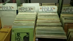 Folk LPs June 2019 Princeton Record Exchange