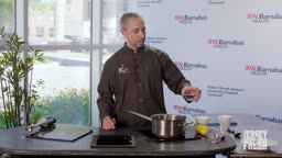 Jersey Fresh Chef Series with Chef Peter Blueberries