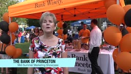 Bank of Princeton Sponsor @PrincetonMercerMidSummer Showcase - Sponsor