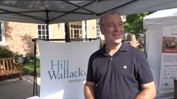 Hill Wallack Sponsor @PrincetonMercerMidSummer Showcase