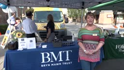 @BrynMawrTrust - Sponsor Mid-Summer Showcase