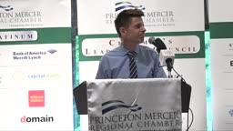 Firmenich Princeton Mercer Chamber Luncheon Pt.1