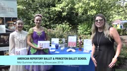 American Repertory Ballet Princeton Chamber Summer Showcase