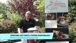 Sensational Host Events Catering Princeton Chamber Summer Showcase