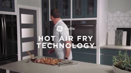 GE In-Wall Hot Air Frying - at Mrs. Gs