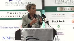 Kate Foster Pres. TCNJ Princeton Mercer Chamber PART 1