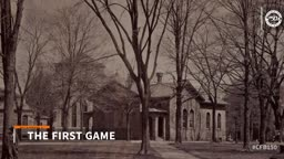 150 Years of Princeton Football: Chapter 1 - The First Game