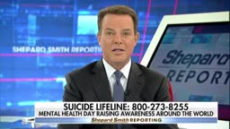 Attitudes In Reverse - World Mental Health Day - Fox News - Shepard Smith Reporting - October 16, 2019