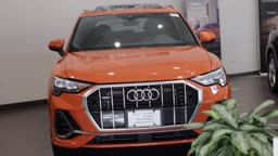See the NEW Audi Q3 2020 beautiful & genius! @AudiPrinceton