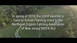 Farm To School In The Garden State
