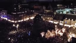 Palmer Square Tree Lighting 2019