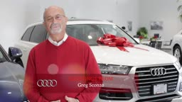 Greg Sconzo Happy Holidays from AudiPrinceton!