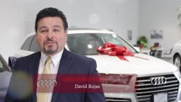 David Rojas Happy Holidays from AudiPrinceton!