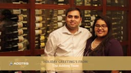 Happy Holidays from Addteq Sneha Team!