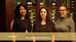 Happy Holidays from Addteq Marketing Team!