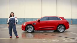 Audi Presents Santa Says.