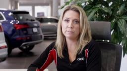 Women Driving Auto Retail: Lauren Waldrop @ Audi Princeton