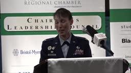 Princeton Chamber February '20 Speaker Q&A