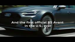 An Avant Story RS 2 Easter Egg Product Video @Audi Princeton