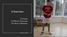 Awesome Home Workout for High School Student