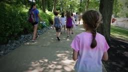 1st Day of Camp at Liberty Lake