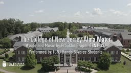 TCNJ Alma Mater Virtual Performance