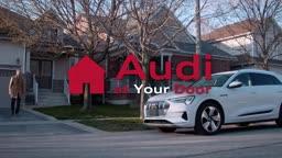 Audi Presents Audi at Your Door @AudiPrinceton