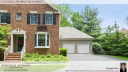 2 STONEWALL CIR PRINCETON, NJ 08540