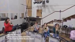 """Let It Be"" - Full Version recorded by the Princeton Studio Band"