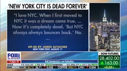'NYC is Dead Forever' author responds to Seinfeld, 'Don't know why he attacked me'