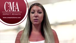 CMA Solutions Elevator Talk