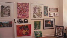 Cranbury Station Gallery Square Spotlight Princeton NJ