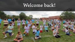 Pennington School - Welcome Back!