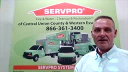 Bob Morrison @Servpro Elevator Talk Connection