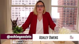 Ask Ashley Assists - Do the Work!