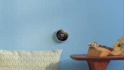 Nest Learning Thermostat @ Princeton Air SAVES $$$.